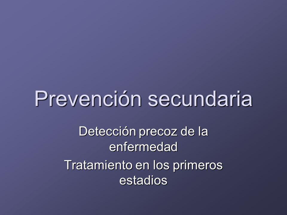 Prevención secundaria (cribados) Audición (C) Visión (C) Dentadura Presión arterial (A) Enfermedad coronaria ECG* ECG* Deterioro cognitivo (C) Colesterol (C) Enfermedad tiroidea (C) Diabetes (C) Osteoporosis Densitometría* Densitometría* Cáncer de piel (C) C.