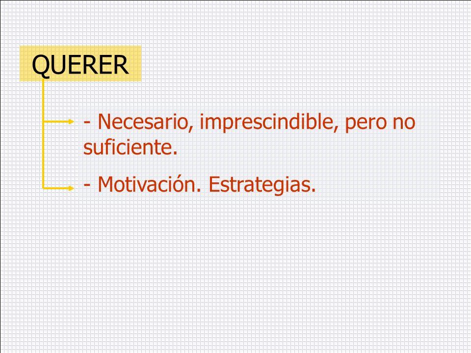 PODER - Dificultades : -- Individualismo.-- Diferencias interprofesionales.