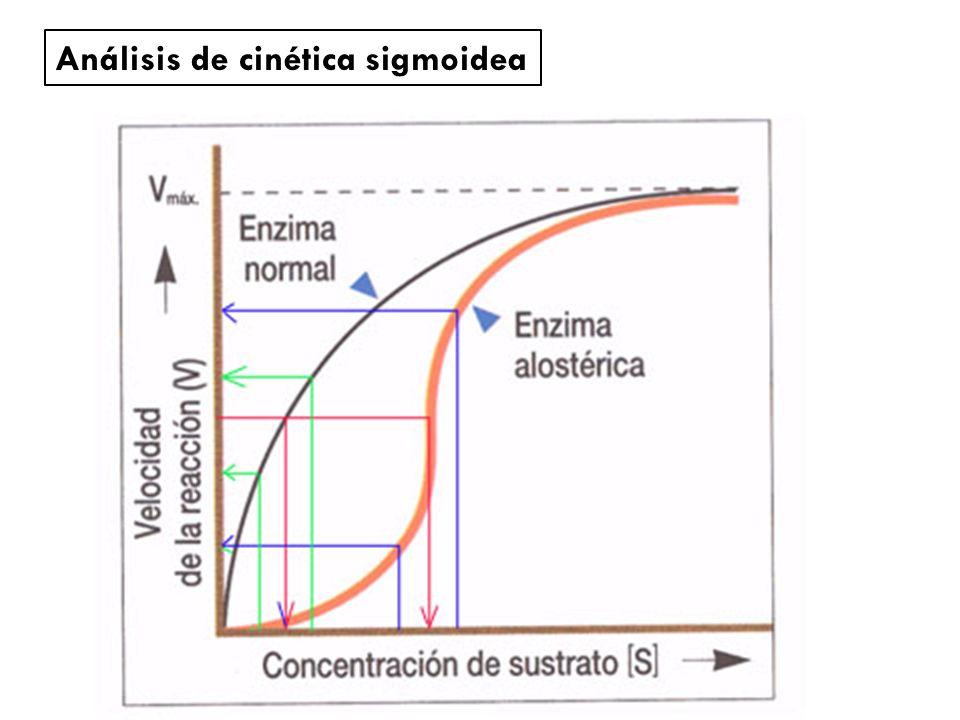 ENZIMAS: Regulación de la Actividad enzimática Alosterismo: 6. En rutas tipo Freek-back