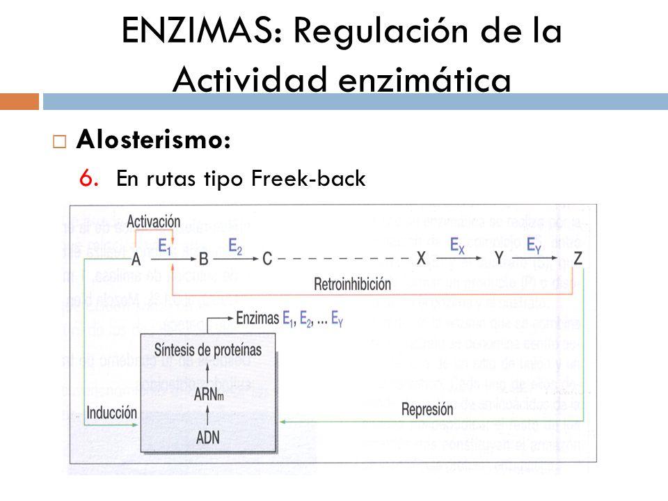 ENZIMAS: Nomenclatura Se conocen 2.000 enzimas Para nombrarlas: Término que alude al sustrato y al tipo de reacción catalizada Sufijo –ASA En ocasiones no se usa esta denominación, sino la antigua, sobre todo en las enzimas digestivas (ej.