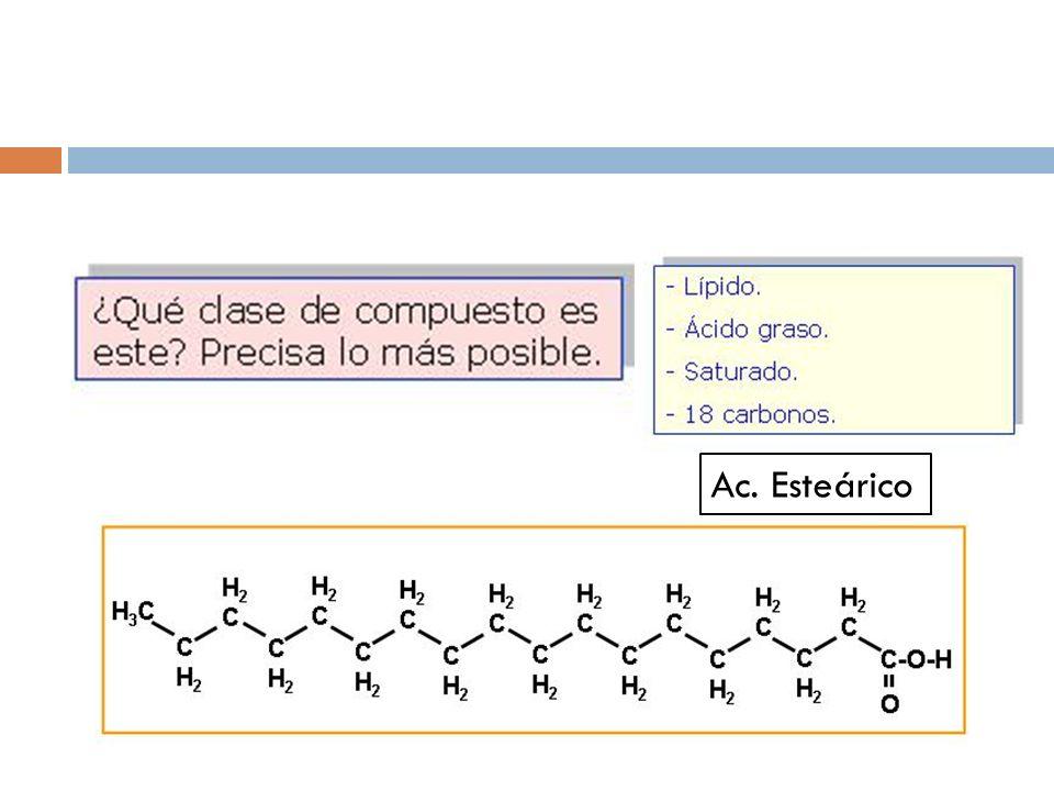 Ac. Esteárico