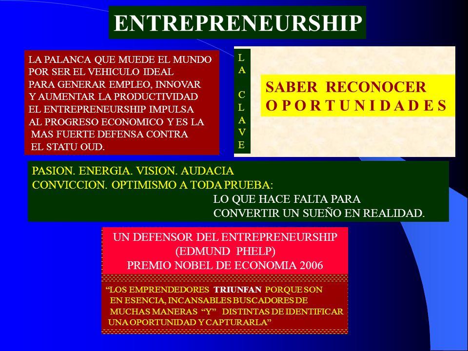 Q U É L O S M O T I V A DE ACUERDO CON JACK STACK, AUTOR DE THE GREAT GAME OF BUSINESS (1994) Y A STAKE INTH OUTCOME (2003), LA DETERMINACION DE LOS EMPRENDEDORES ES EVIDENTE EN SU MIRADA Y EN LA MANERA DE HABLAR.