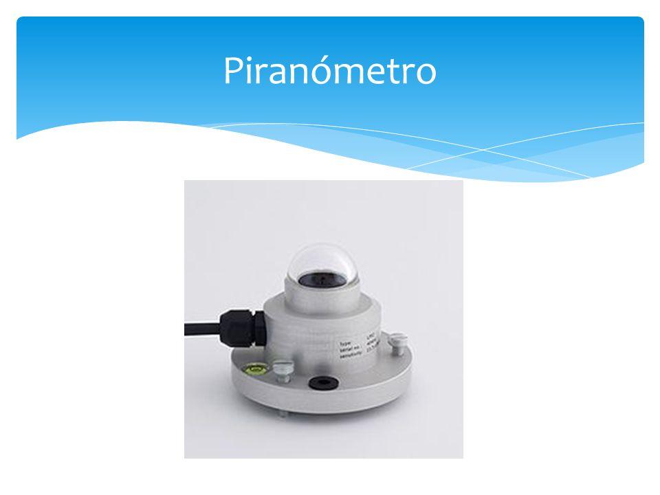 Piranómetro
