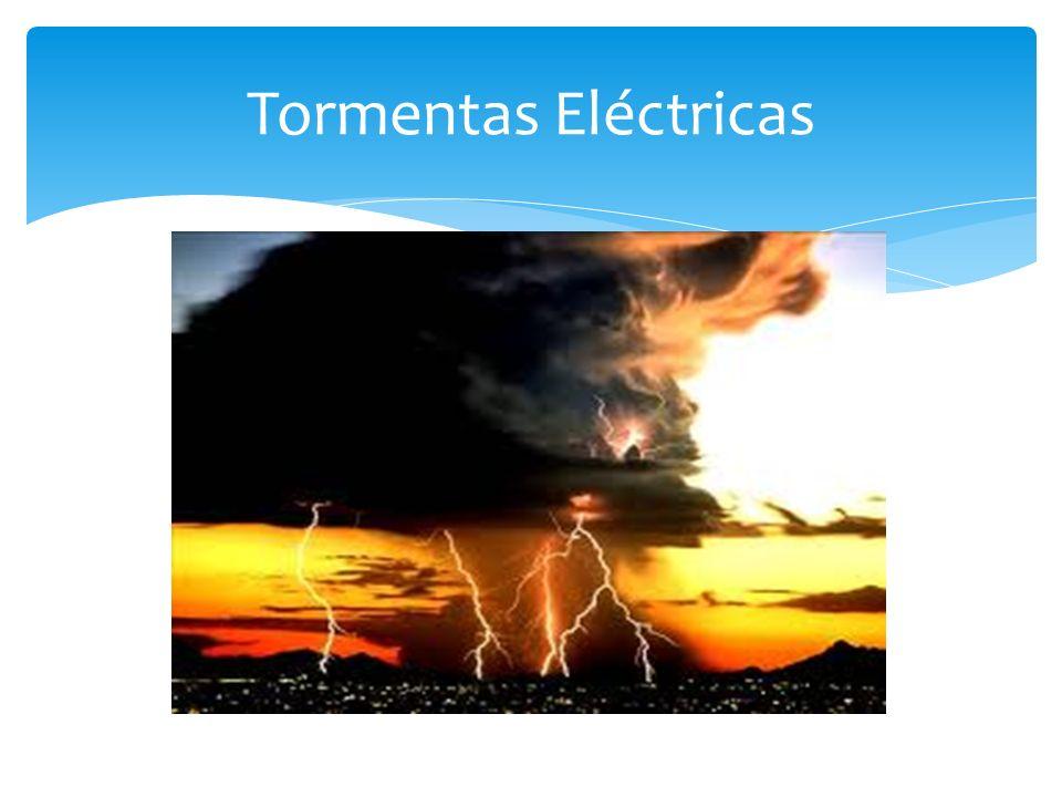 Tormentas Eléctricas