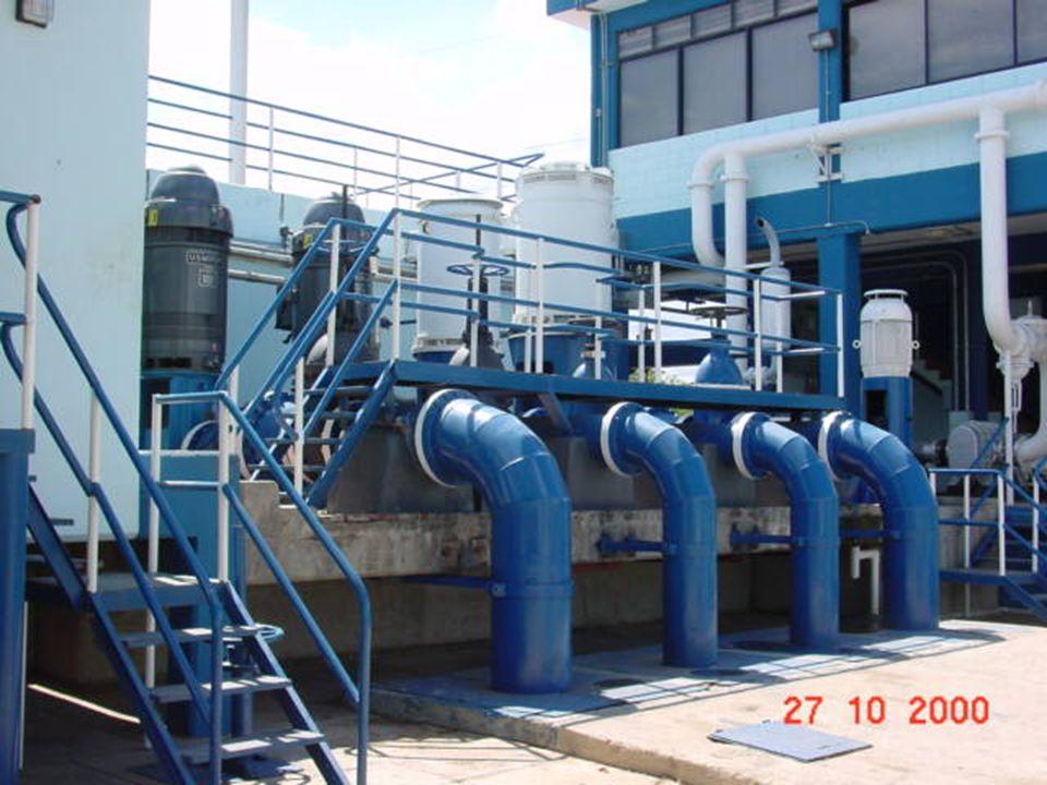 Estaciones de Bombeo La necesidad de bombeo del agua viene dado por los condicionantes topográficos y por las necesidades de transportar las aguas de un punto a otro, entre los que no existe la necesaria diferencia de NIVEL para que pueda realizarse el vertido por gravedad.