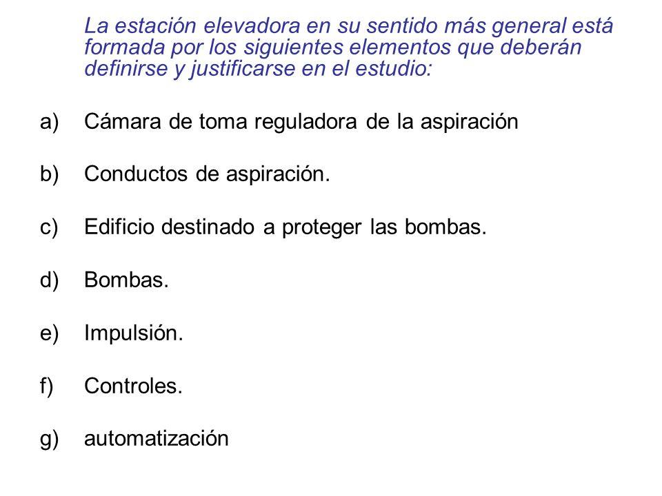 TIPOS DE BOMBAS USADAS EN ESTACIONES DE BOMBEO 1. Vertical 2. Sumergible 3. Centrífuga