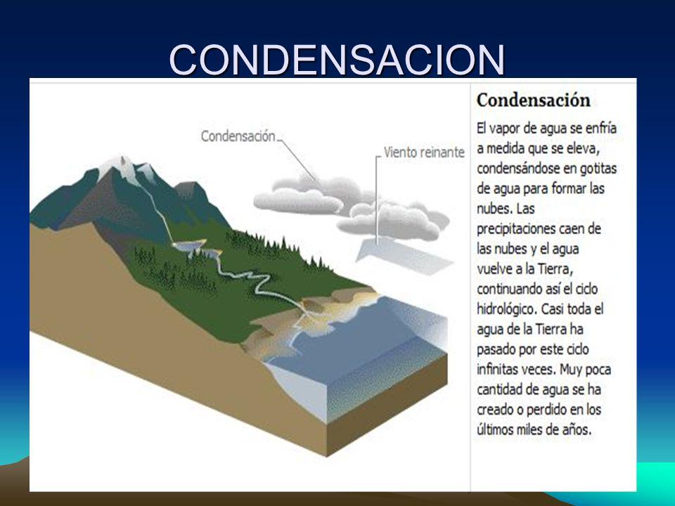 PRECIPITACION La precipitación es una parte importante del ciclo hidrológico, responsable del depósito de agua dulce en el planeta y, por ende, de la vida en nuestro planeta, tanto de animales como de vegetales, que requieren del agua para vivir.