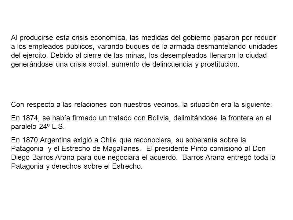 El plan de los oreros fracasó, los inversores extranjeros comenzaron a retirar sus fondos y los chilenos Tb.