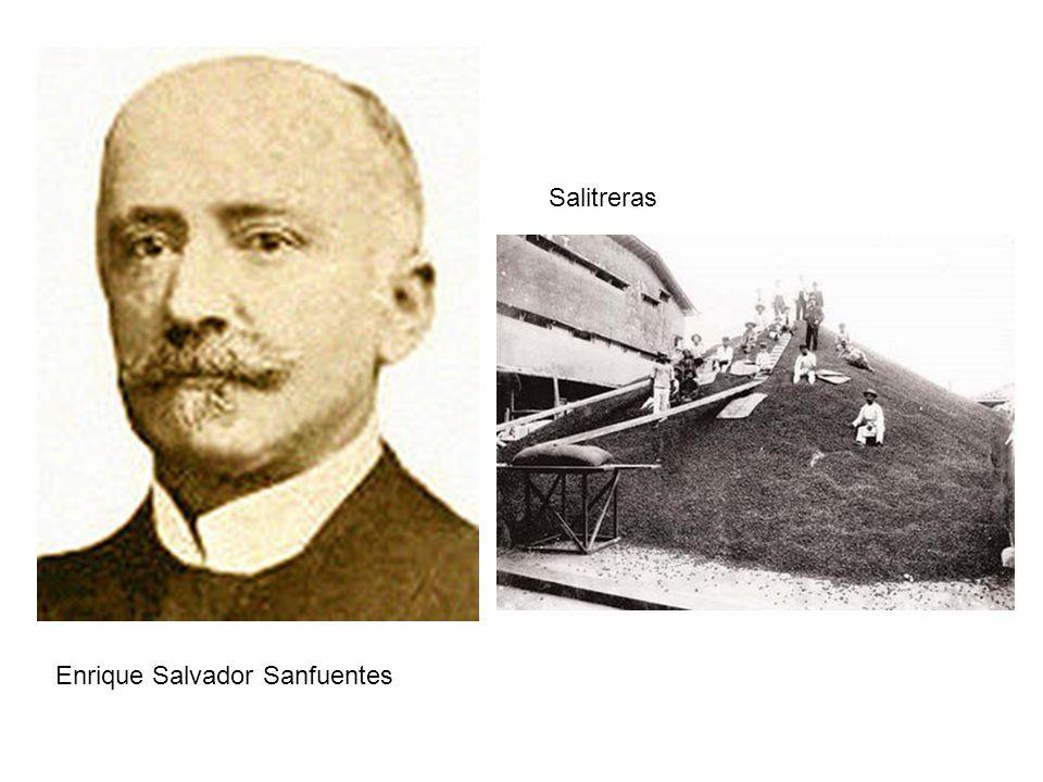 Enrique Salvador Sanfuentes Salitreras