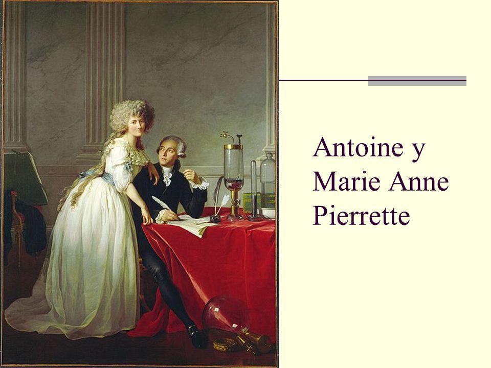 Antoine y Marie Anne Pierrette