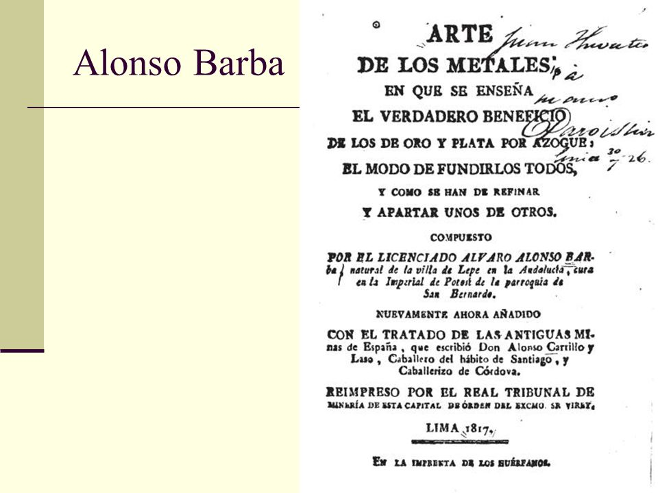 Alonso Barba