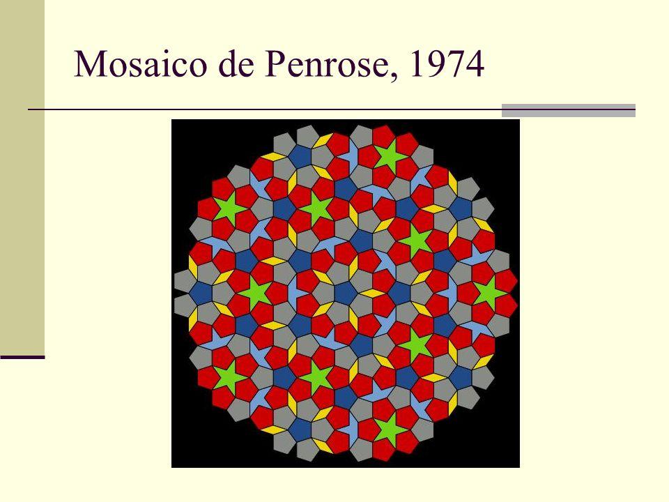 Mosaico de Penrose, 1974