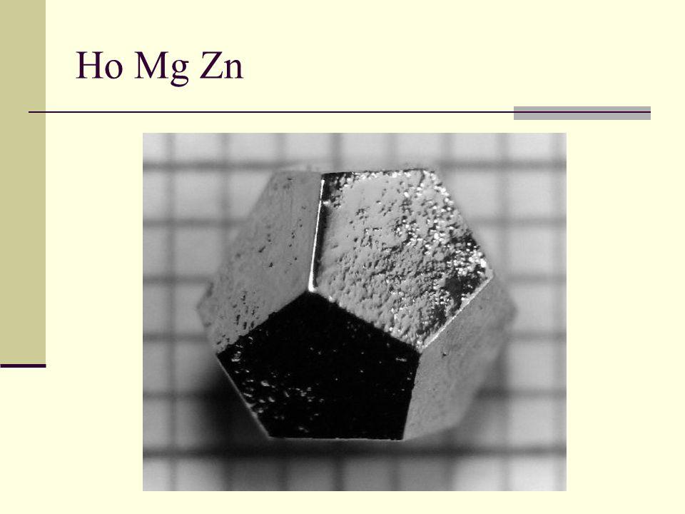 Ho Mg Zn