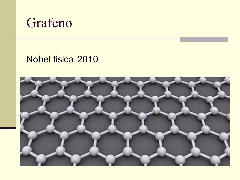 Grafeno Nobel fisica 2010