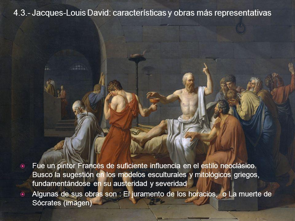 Fue un pintor Francés de suficiente influencia en el estilo neoclásico.