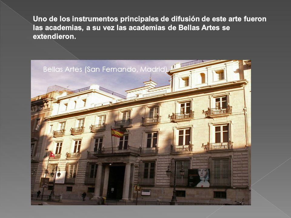 Bellas Artes (San Fernando, Madrid)