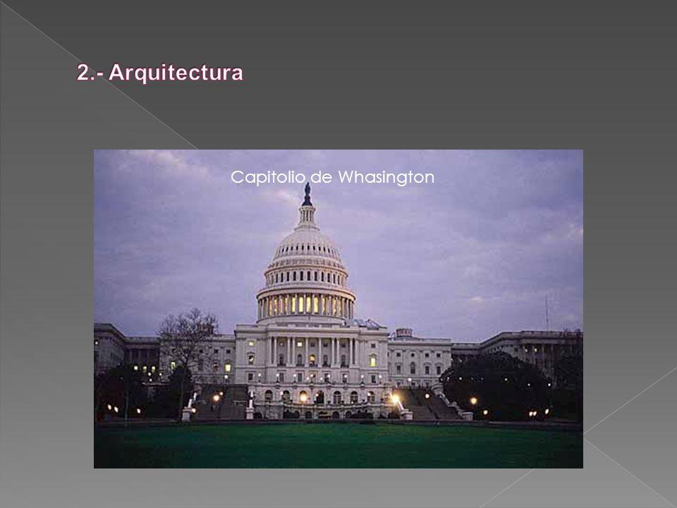 Capitolio de Whasington