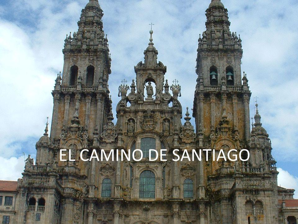 EL APÓSTOL SANTIAGO Viajó tras la muerte de Jesús a España, donde extendió la religión cristiana.