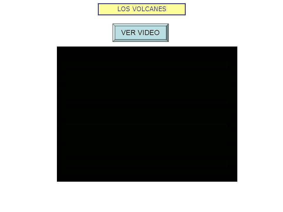 RELIEVE VOLCÁNICO Conducto de salida del magma.