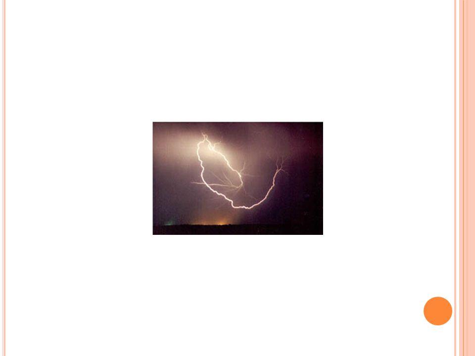 R AYOS Tanto los rayos como los relámpagos son fenómenos meteorológicos consistentes en descargas eléctricas engendradas en el interior de un condensa