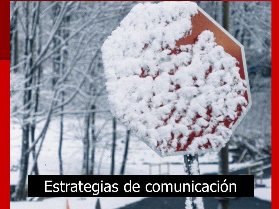 18 Estrategias de comunicación