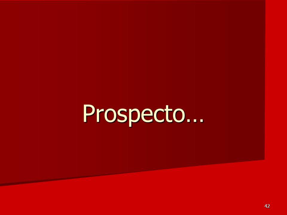 42 Prospecto…