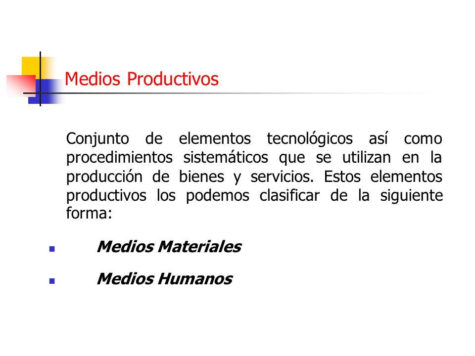 Producción como Resultado Referido al producto, lo constituyen el flujo de bienes y servicios obtenidos cuya utilidad o valor permite satisfacer neces