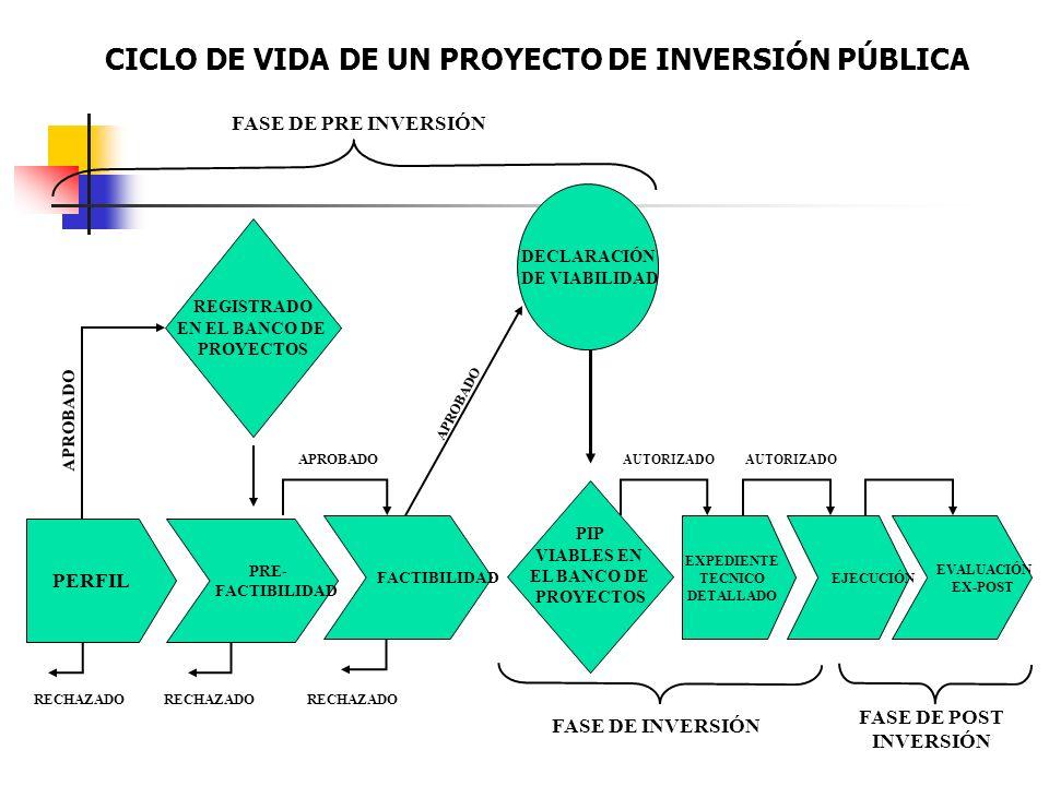 Para que un Proyecto de inversión Pública sea calificado como viable debe contar con un análisis costo beneficio o con un análisis costo efectividad.