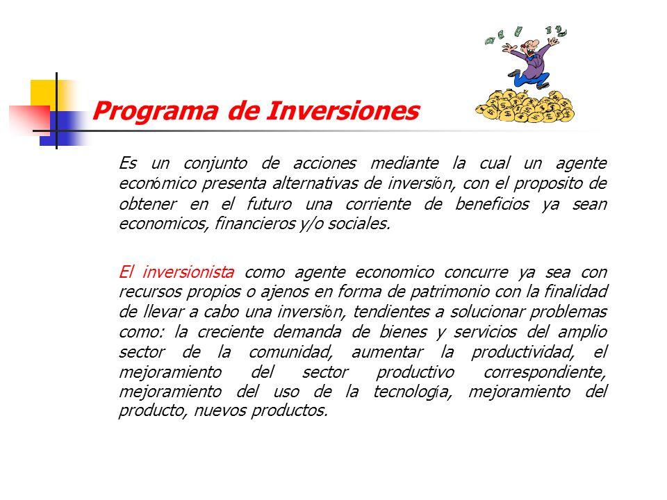 Programa Conjunto de m é todos y tecnicas que tienen como finalidad hacer operativos los objetivos de los planes empresariales y/o planes de desarroll
