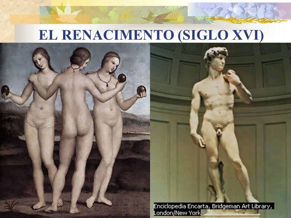 El Renacimiento supone una gran ruptura con la mentalidad medieval EDAD MEDIARENACIMIENTO - Teocentrismo- Antropocentrismo - Ser humano malo- Bueno por naturaleza por naturaleza - Vida como valle de- Vida como placer lágrimas - Finalidad didáctica- Placer estético - La muerte es el fin- No es el fin