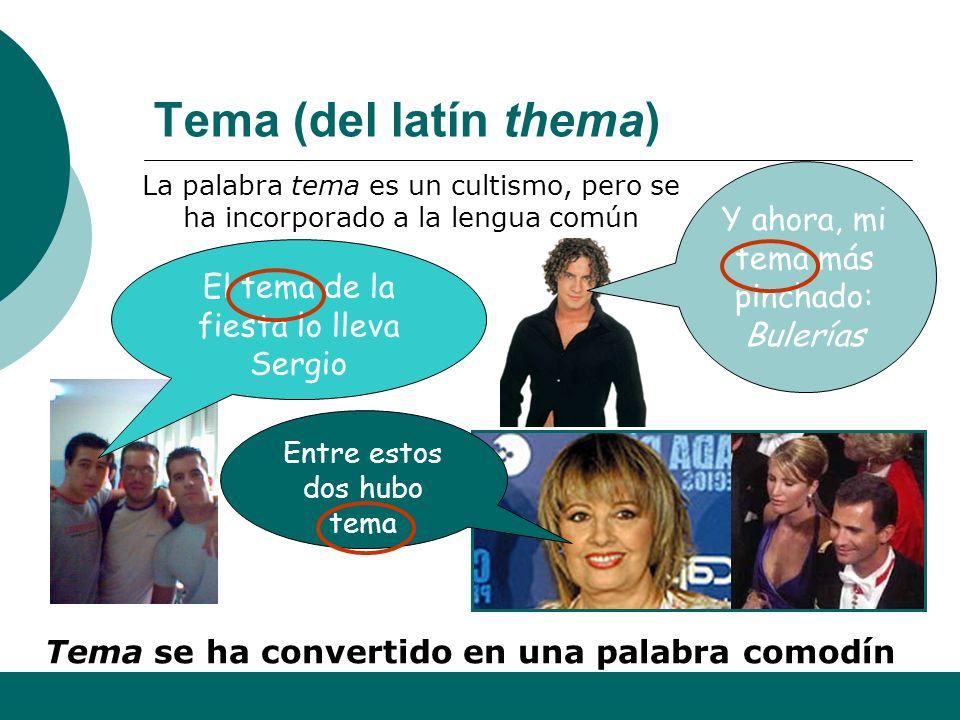 Alfonso Sancho Rodríguez 4 A) Establecimiento del tema (0,5 puntos). El establecimiento del tema es la primera cuestión que has de resolver dentro de