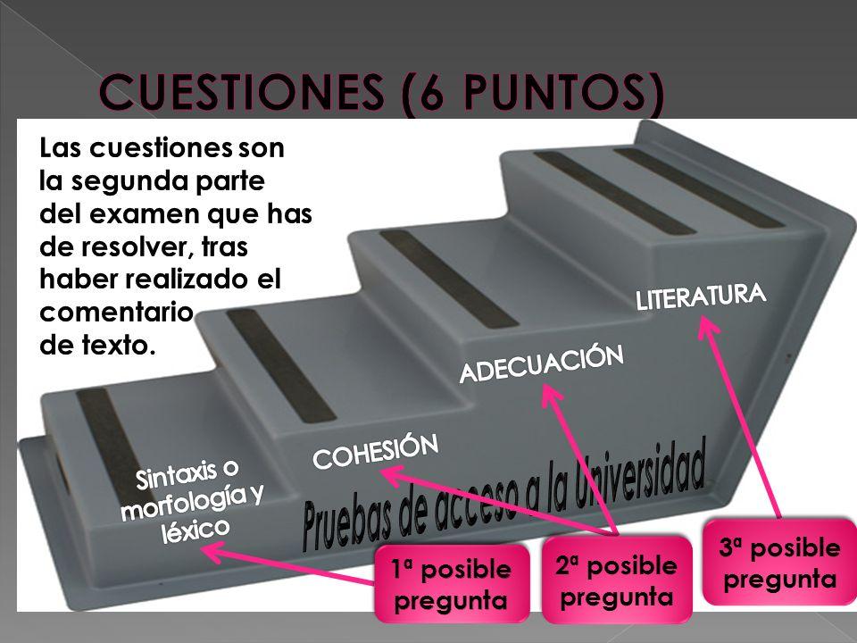 4 Comentario de texto 1ª tarea: análisis del esquema organizativo 2ª tarea: resumen 3ª tarea: tema 4ª tarea: valoración del texto El comentario de tex