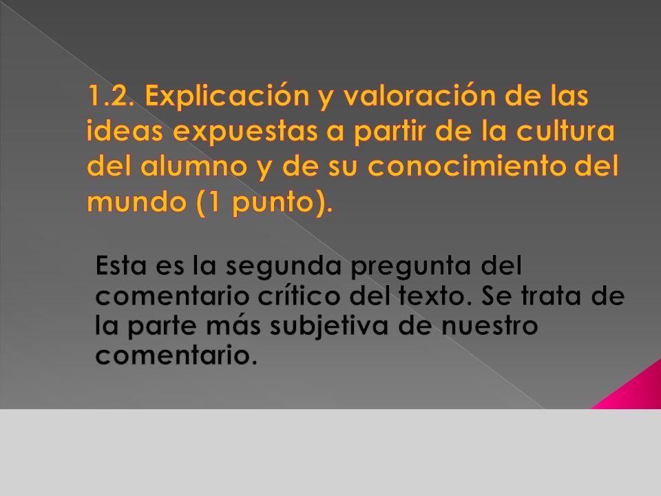Lo expuesto en estas diapositivas complementa la información de la página 104 del libro de texto