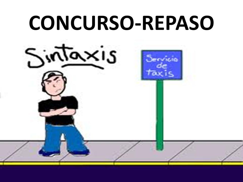 Función sintáctica de… Carlos, UNA PERSONA EXCESIVAMENTE MANIÁTICA, me cae bien APOSICIÓN