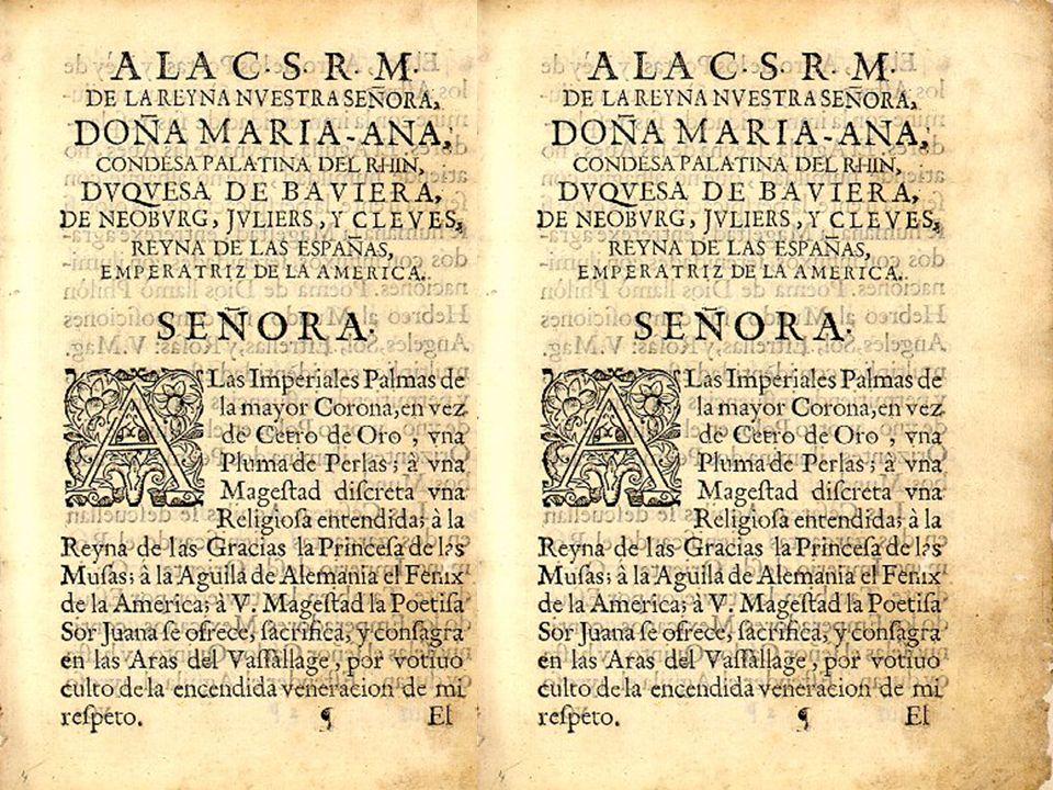 Sor Juana Inés de la Cruz Una autor y poeta Mexicana