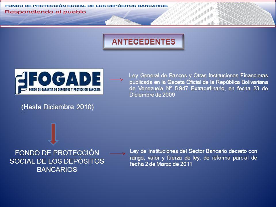 Ley General de Bancos y Otras Instituciones Financieras publicada en la Gaceta Oficial de la República Bolivariana de Venezuela Nº 5.947 Extraordinari