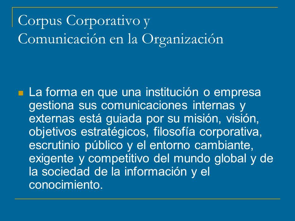 Comunicación Organizacional Comunicación Interna ¿Qué es? ¿A quién está dirigida?