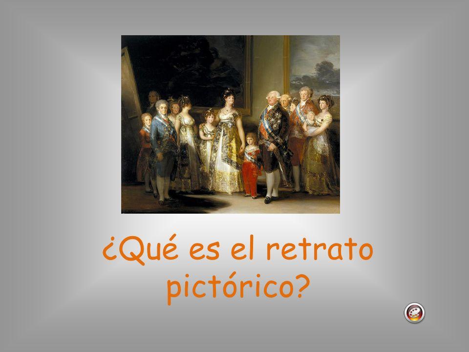 ¿Qué es el retrato pictórico?