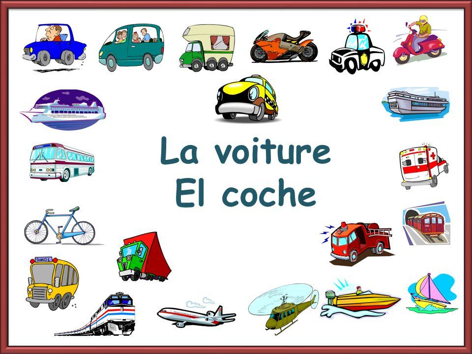 La voiture El coche