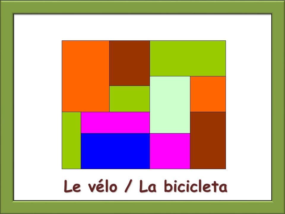 Le vélo / La bicicleta