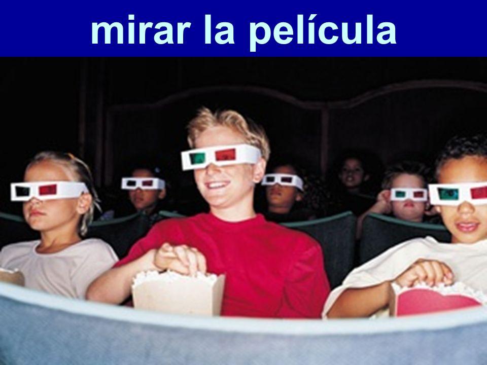 mirar la película