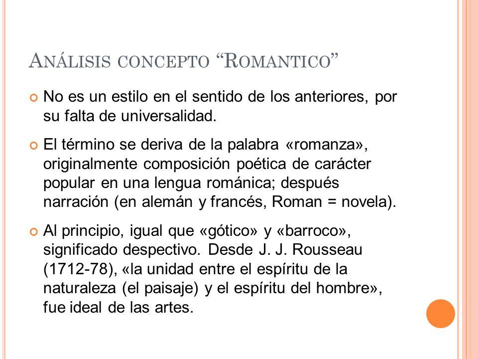 13 ROMANTICISMO EN FRANCIA En este país se observa claramente la división en las tendencias conservadora y liberal.
