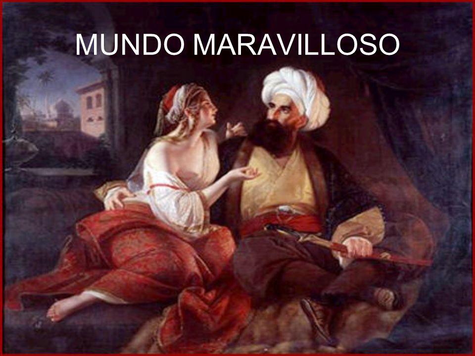 MUNDO MARAVILLOSO