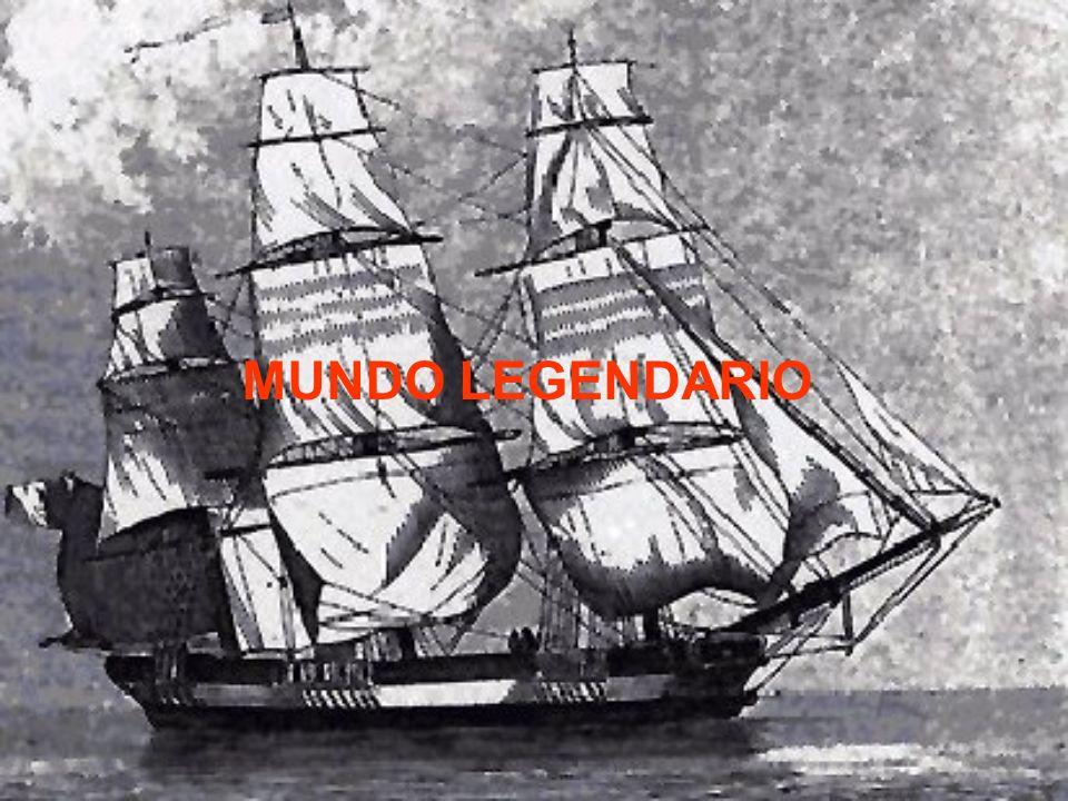 MUNDO LEGENDARIO