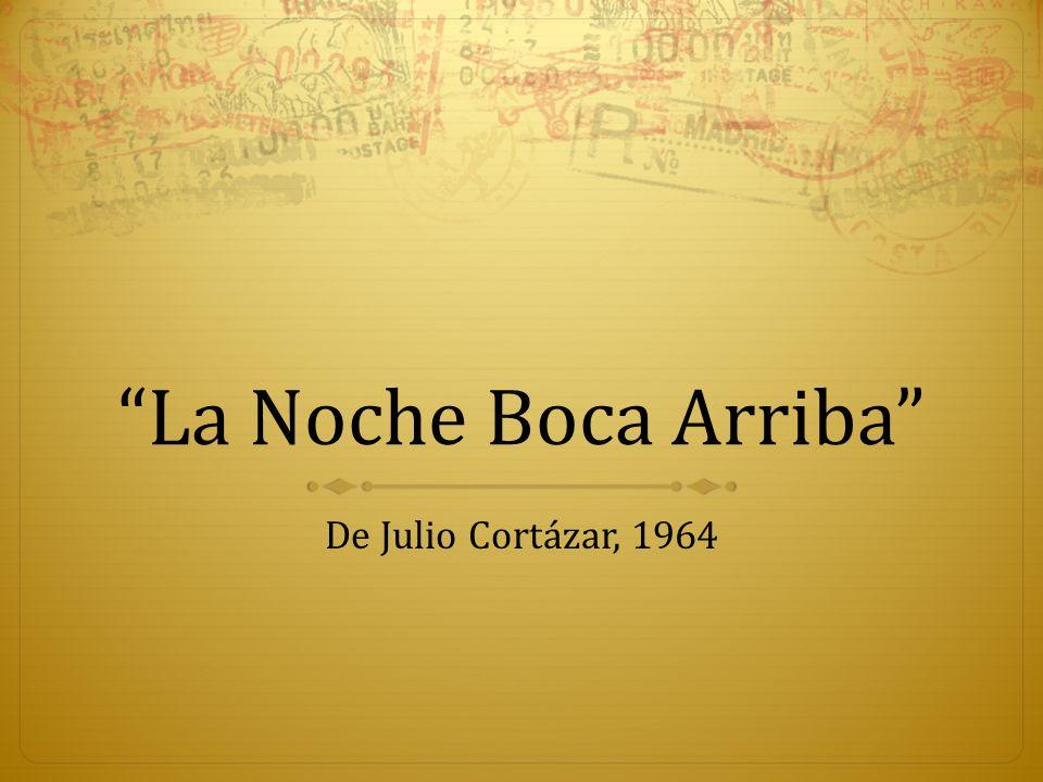 Sobre el autor: Julio Cortázar Nació en 1914 en Argentina, se murió en 1984 en France.