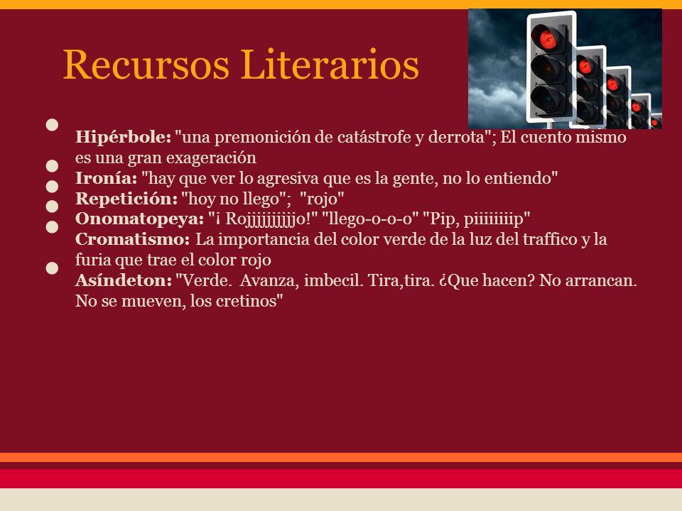 Recursos Literarios Hipérbole: