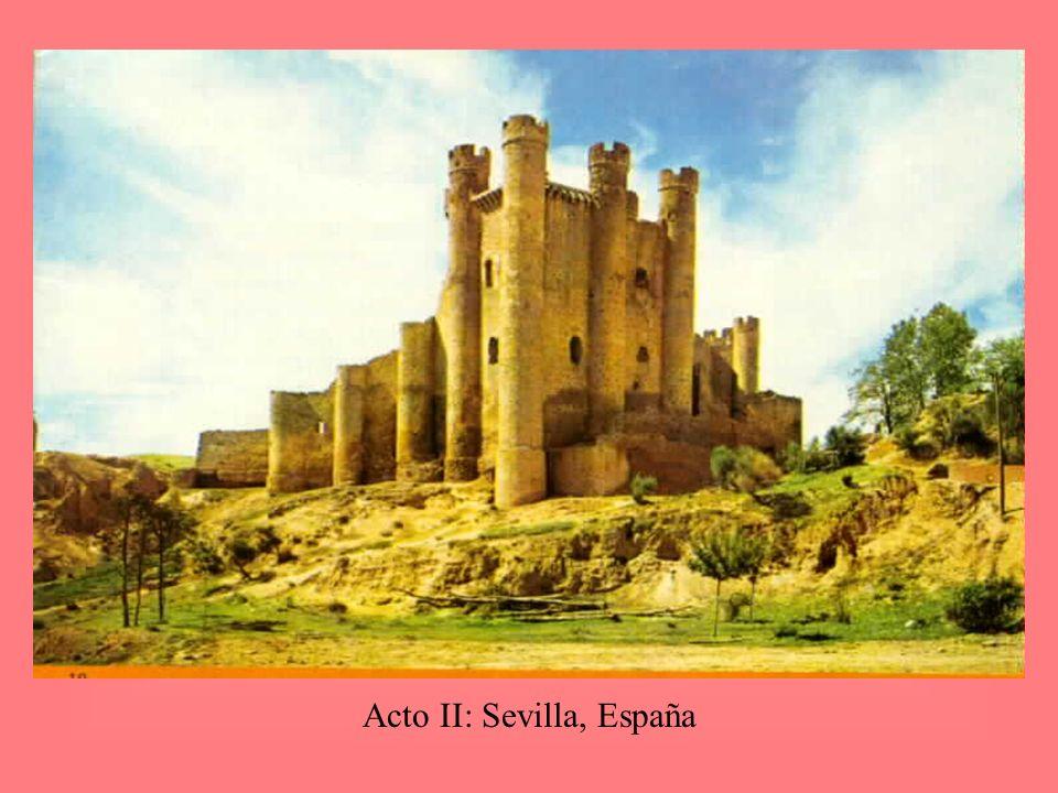 Después que Catalinón le anuncia la muerte de Don Juan por Don Gonazalo, el Rey de Castilla decide oficialmente casar a Doña Isabela con Don Octavio, el Marqués de la Mota con Doña Ana y Batricio con Aminta.