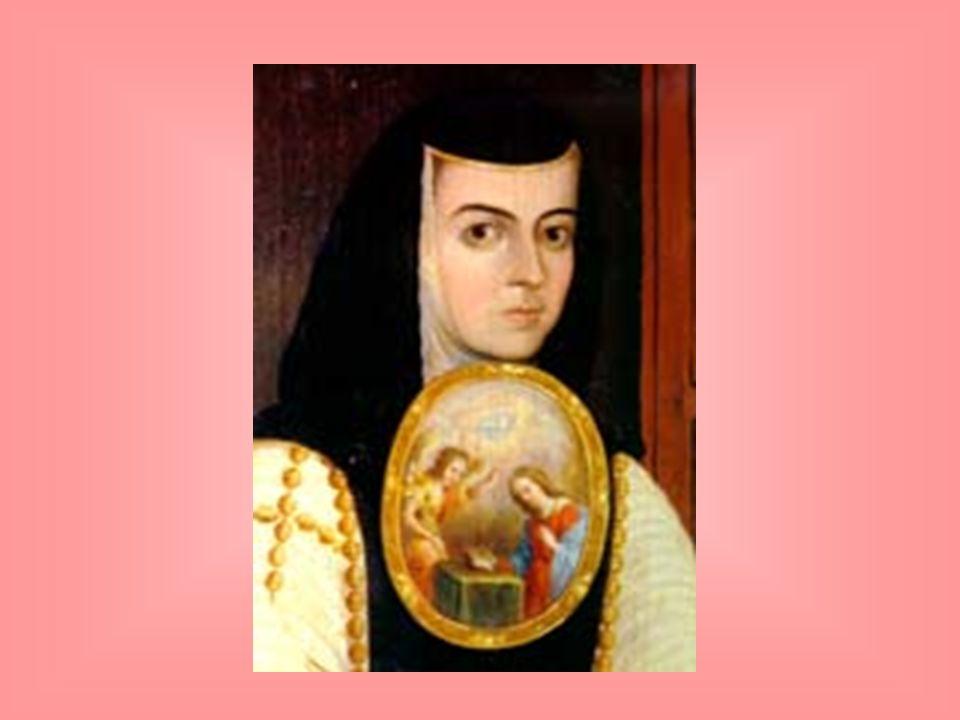 Insatisfecha en la corte virreinal de México, Sor Juana se metió a monja para dedicarse mejor al estudio y la escritura.