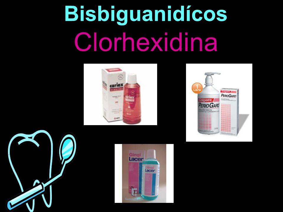Bisbiguanidícos Clorhexidina