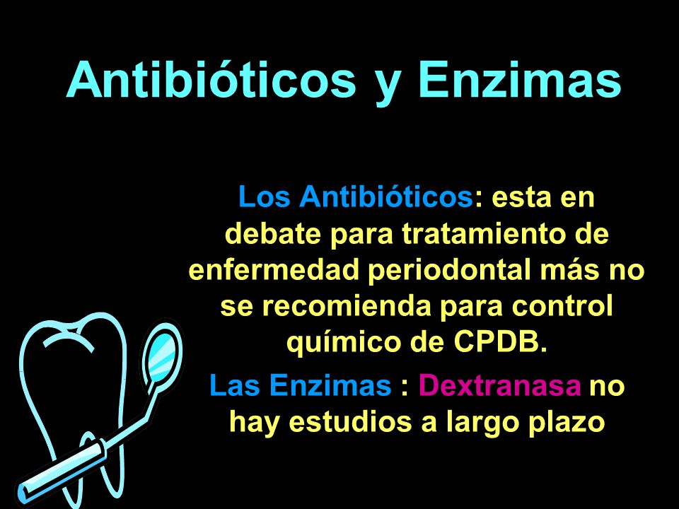 PATRICIA RAMOS Agentes inhibidores de placa bacteriana Gluconato de clorhexidina.